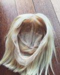 Екстеншън цяла глава - 100% човешка коса - равен път - светли цветове